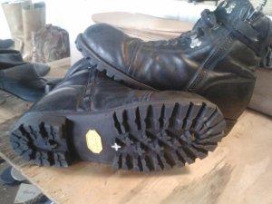Fire and Ice Mountain lug sole